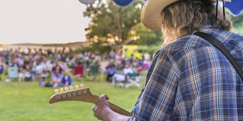 Des Moines Concert in the Park