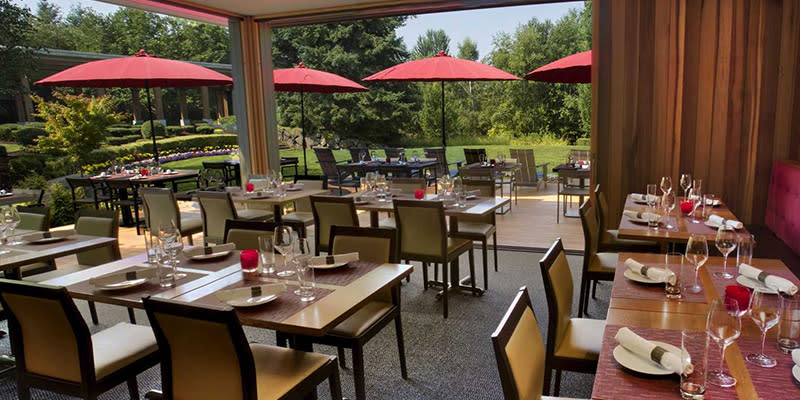 Copperleaf Restaurant, Bar & Terrace