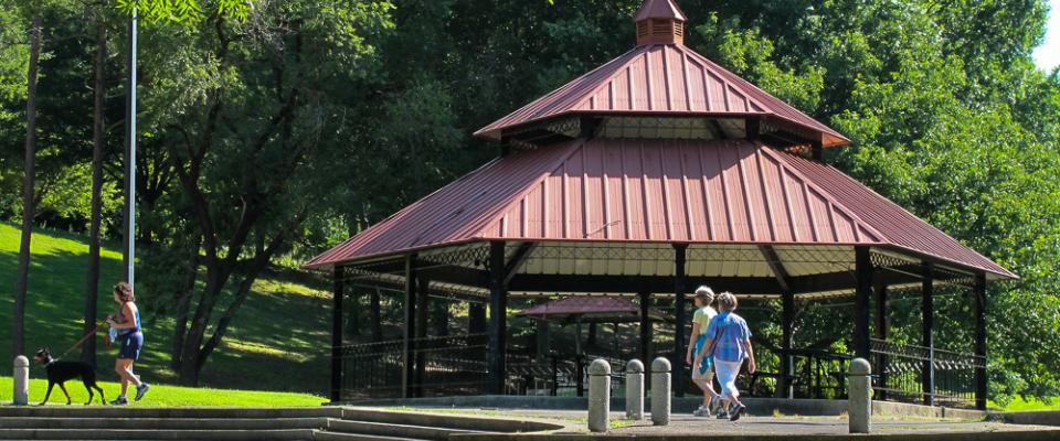 Pavillion at Morningside Park