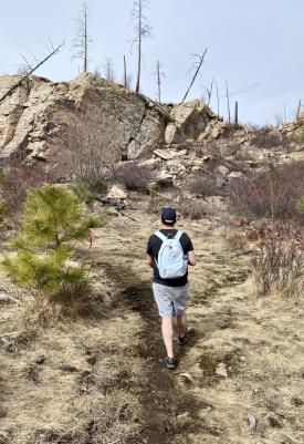 JFNC Hiking