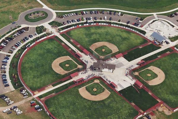 Willamette Valley Babe Ruth Baseball Complex