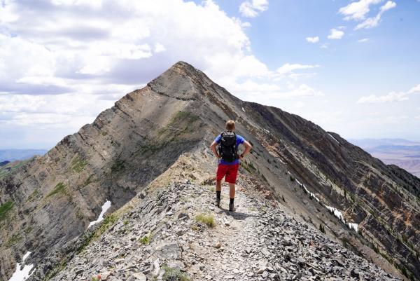 Mount Nebo Utah Valley