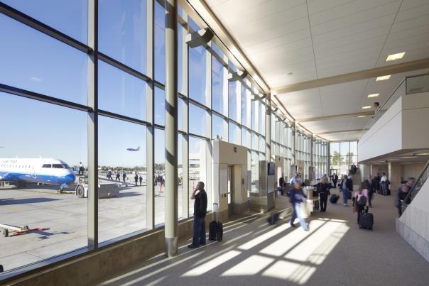 North Commuter Terminal at John Wayne Airport