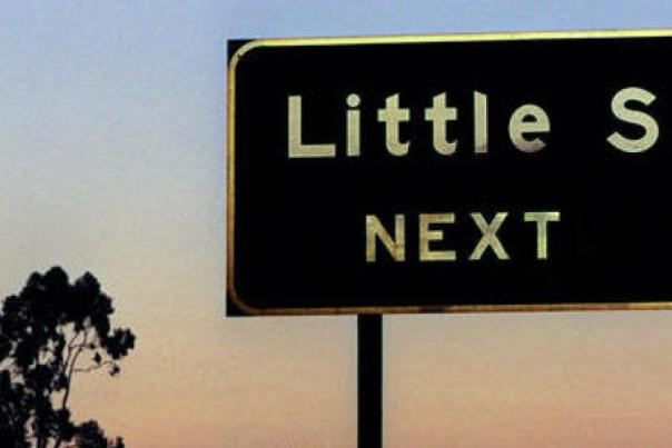 Little Saigon sign