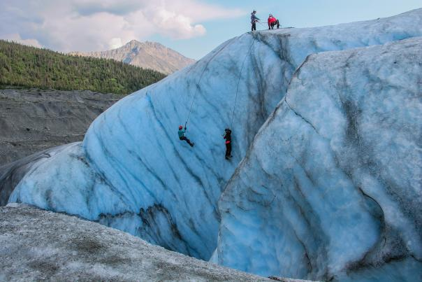 Ice climbing tours in Wrangell Saint Elias National Park
