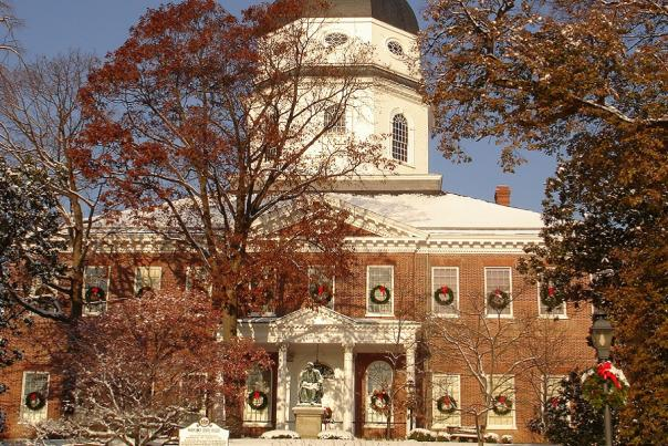 14 Ways to Celebrate the Holiday Season in Annapolis