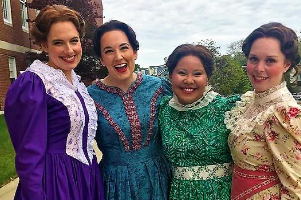 """Get Ready for """"Little Women"""" at Annapolis Opera"""