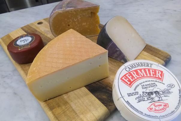 5 cheese
