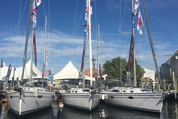 A Recap of the Annapolis Boat Shows
