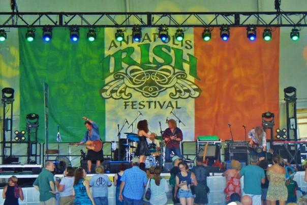 Annapolis Irish Festival Almost Like Home