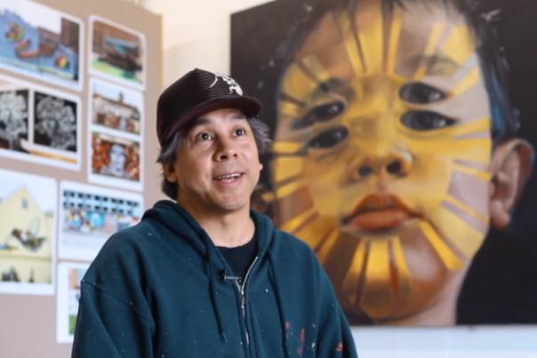 Artisan Portraits: Street Artist, Jeff Huntington