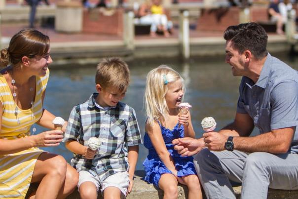 August is High Season for Ice Cream and more