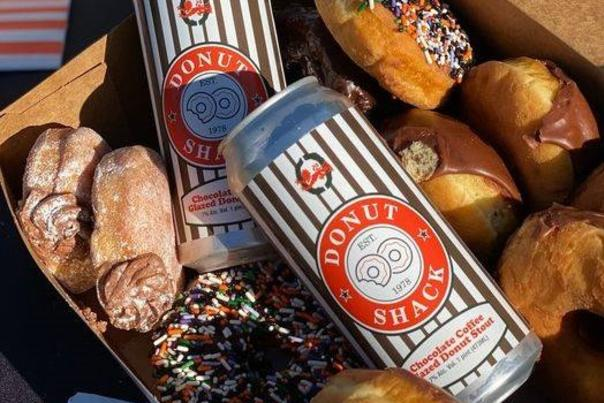 Donuts-and-Beer