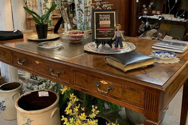 Evergreen Antiques & True Vintage-A Step Past Time