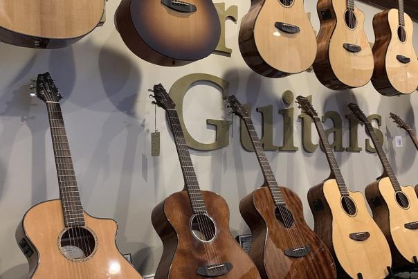 Garrett Park Guitars-Music for Life