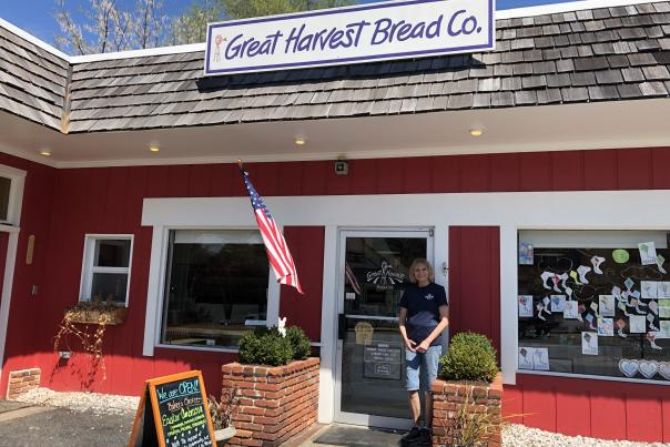 Great Harvest Bread Co. & Owner Pam Storm