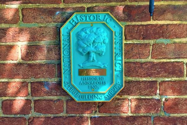 Historic Markers are a Window to History - Take a Self-Guided Walking Tour around Annapolis
