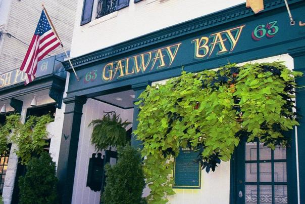 History of Irish Pubs in Annapolis