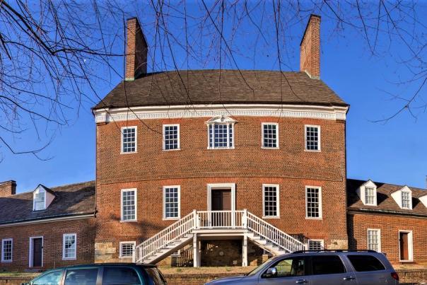 James Brice House