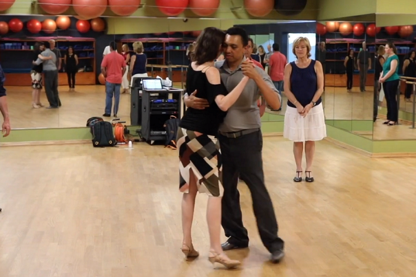 Learn to Dance with Annapolis Tango