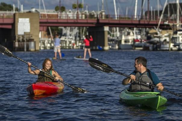 Annapolis Goes Green During National Tourism Week