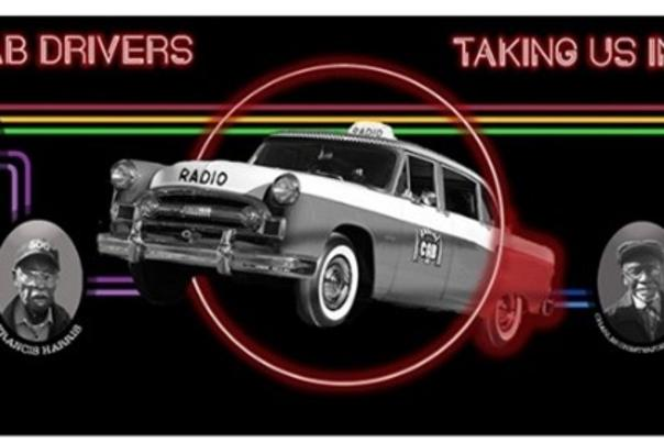 Artist rendering of Annapolis Taxi Cab Mural