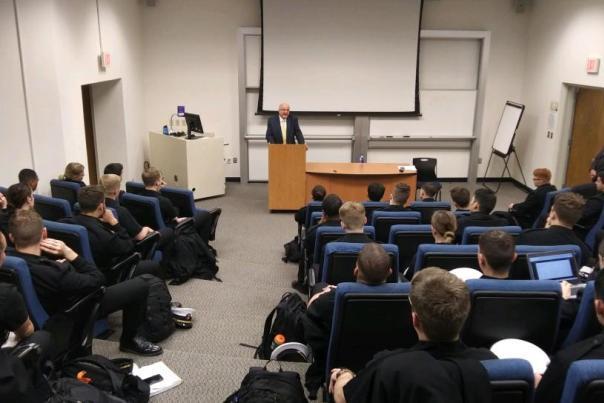 Naval Academy Talk 3-18-19