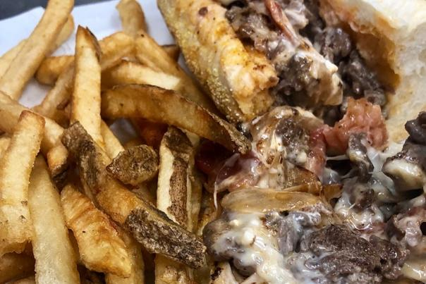Rhea's Pick of the Month-Jeno's Steaks