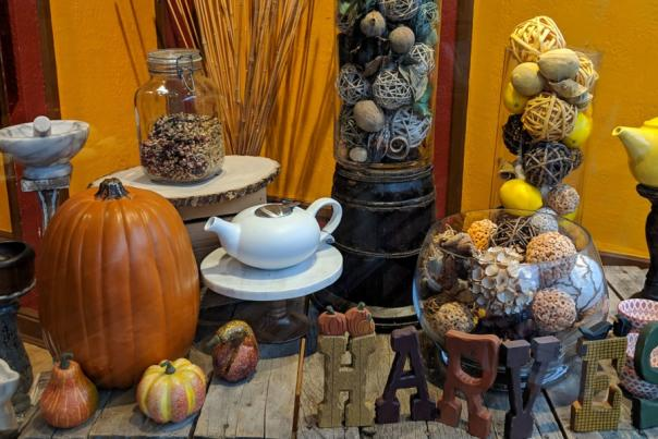 Spicing Up Autumn At The Spice and Tea Exchange