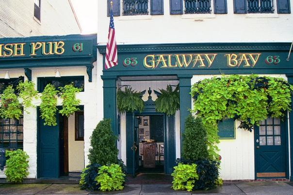 St. Patrick's Day Pubs in Annapolis