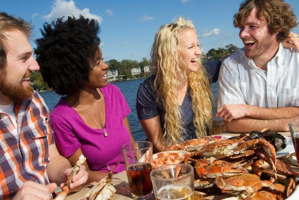 Take a Trip to Crabtown