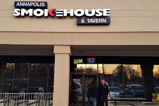The Annapolis Smokehouse and Tavern