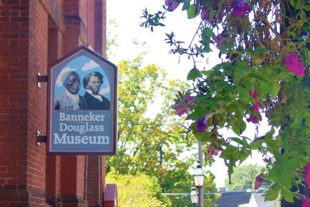 The Banneker-Douglass Museum