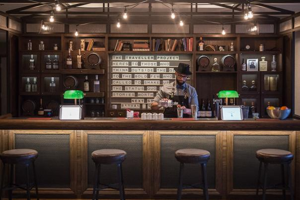 The Traveller Bar Stops in Annapolis - Copy