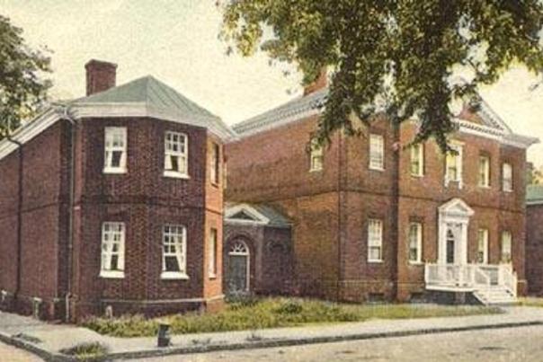 Visit the Hammond-Harwood House