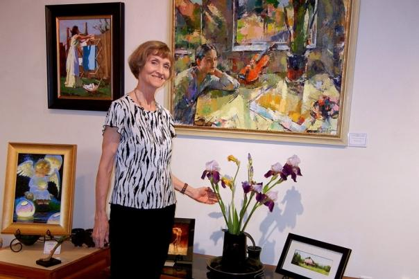 Women Behind the Annapolis Art Scene - Cynthia McBride