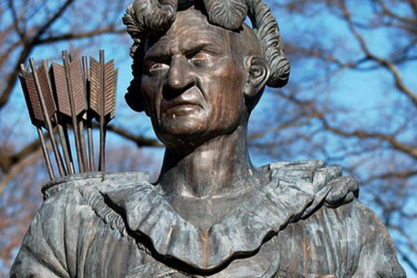 Statue in Annapolis