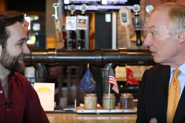 A Discussion about Beer with Maryland Comptroller Peter Franchot