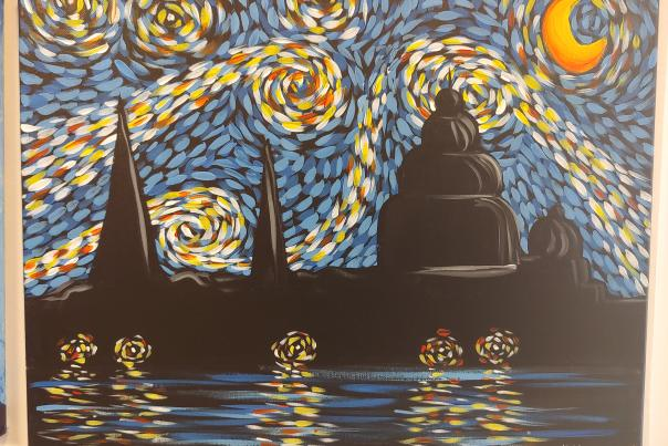 starry night annapolis
