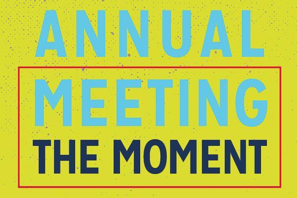Destination Ann Arbor Annual Meeting the Moment