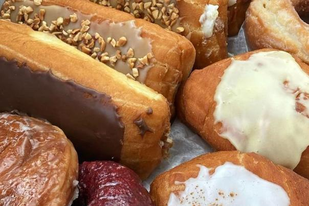 Dom Bakeries Donuts