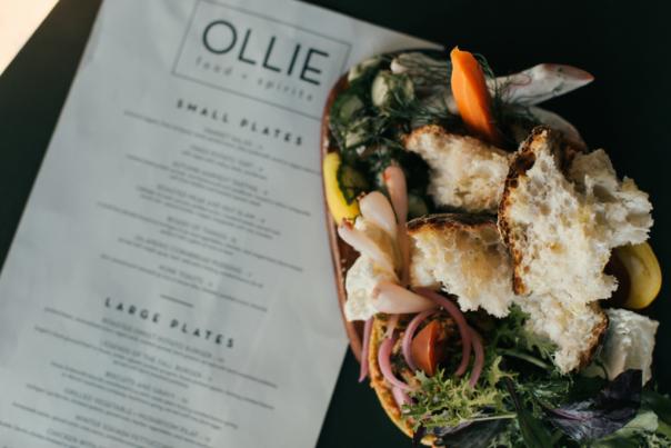 Ollie Salad