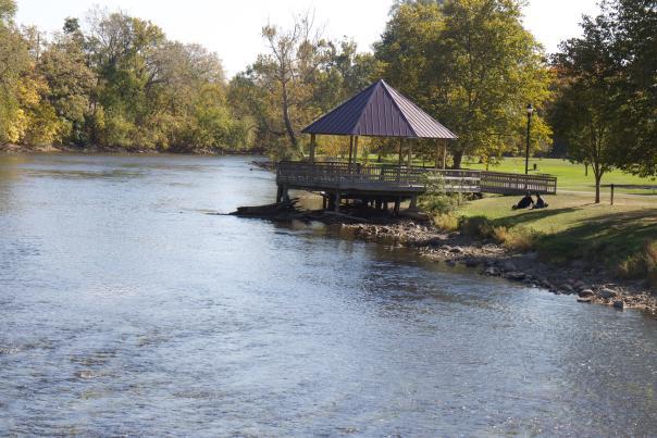 Riverside Park Gazebo