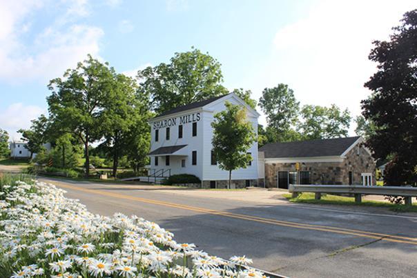 Sharon Township Sharon Mills County Park
