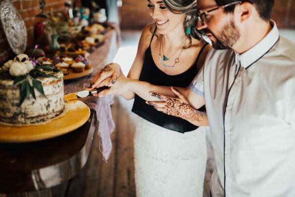 Ypsi Freighthouse Wedding