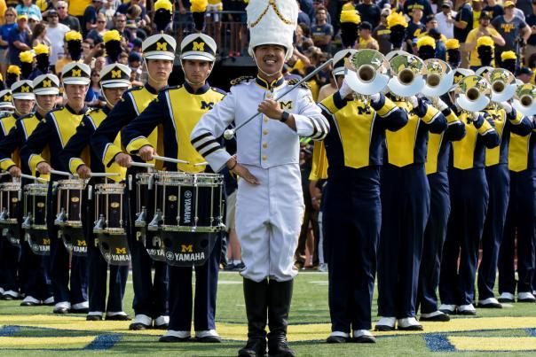 U-M Marching Band