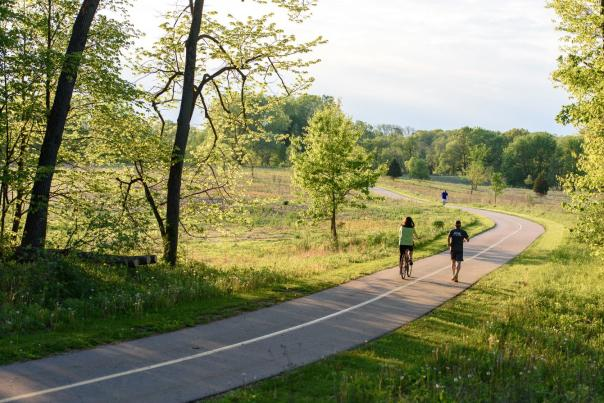 Border To Border Trail Biking