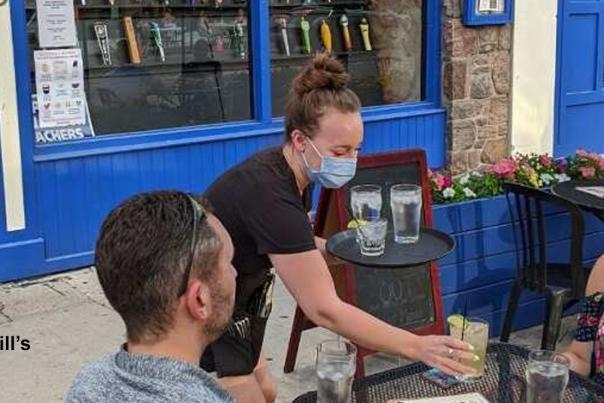 Conor O'Neills Outdoor Seating