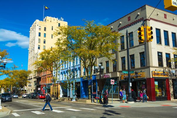 Main Street-Downtown Ann Arbor
