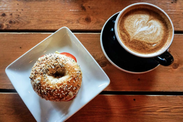 Literati Coffee And Bagel